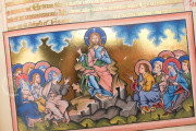Mainz Gospels, Aschaffenburg, Hofbibliothek Aschaffenburg, Ms. 13 − Photo 4
