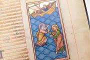 Mainz Gospels, Aschaffenburg, Hofbibliothek Aschaffenburg, Ms. 13 − Photo 8
