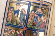 Mainz Gospels, Aschaffenburg, Hofbibliothek Aschaffenburg, Ms. 13 − Photo 11
