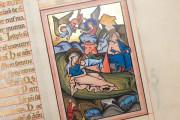 Mainz Gospels, Aschaffenburg, Hofbibliothek Aschaffenburg, Ms. 13 − Photo 12