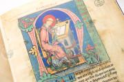 Mainz Gospels, Aschaffenburg, Hofbibliothek Aschaffenburg, Ms. 13 − Photo 17