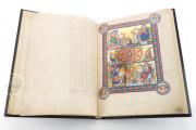 Mainz Gospels, Aschaffenburg, Hofbibliothek Aschaffenburg, Ms. 13 − Photo 21