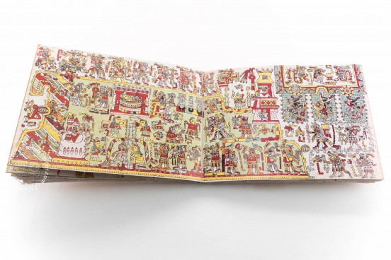 Codex Zouche-Nuttall, Add. Mss. 39671 - British Museum (London, United Kingdom) − photo 1