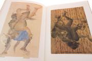 Siyah Qalem, ex Hazine 2153 - Freer Gallery of Art (Washington DC, USA) / Hazine 2160 - Topkapı Sarayı (Istanbul, Turkey) − photo 6