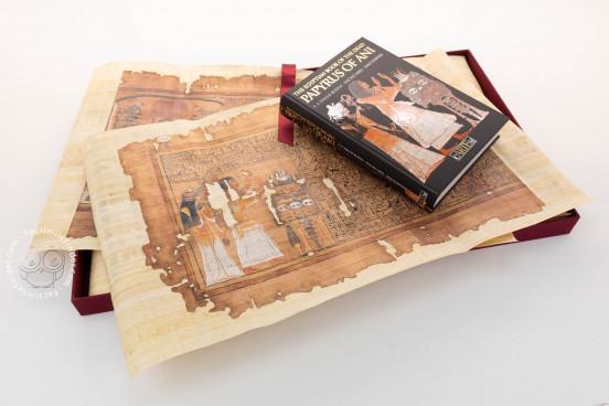 Papyrus Ani, London, British Museum, Nr. 10.470 − Photo 1