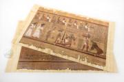 Papyrus Ani, London, British Museum, Nr. 10.470 − Photo 10