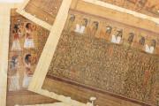 Papyrus Ani, London, British Museum, Nr. 10.470 − Photo 13