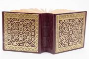 Al Gazuli Hinweisungen zur Wohltatigkeit, Codex Vindobonensis Mixt. 1876 - Osterreichische Nationalbibliothek (Vienna, Austria) − Photo 7