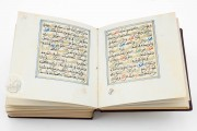 Al Gazuli Hinweisungen zur Wohltatigkeit, Codex Vindobonensis Mixt. 1876 - Osterreichische Nationalbibliothek (Vienna, Austria) − Photo 9