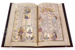 Rosenkranz der Weltgeschichte - Subḥat al-aḫbār Facsimile Edition