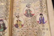 Rosenkranz der Weltgeschichte - Subḥat al-aḫbār, Vienna, Österreichische Nationalbibliothek, Codex Vindobonensis AF 50 − Photo 3