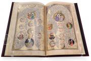 Rosenkranz der Weltgeschichte - Subḥat al-aḫbār, Vienna, Österreichische Nationalbibliothek, Codex Vindobonensis AF 50 − Photo 5