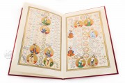 Rosenkranz der Weltgeschichte - Subḥat al-aḫbār, Vienna, Österreichische Nationalbibliothek, Codex Vindobonensis AF 50 − Photo 16