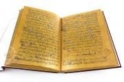 Golden Koran, Munich, Bayerische Staatsbibliothek, Cod. arab. 1112 − Photo 5