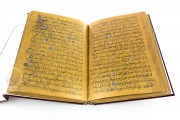 Golden Koran, Munich, Bayerische Staatsbibliothek, Cod. arab. 1112 − Photo 17
