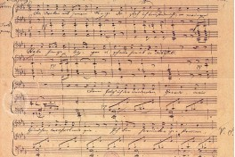 Franz Schubert: Schäfers Klagelied, D 121 Facsimile Edition