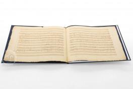 W.A. Mozart: Ave verum Corpus, KV 618 Facsimile Edition