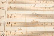 W.A. Mozart: Ave verum Corpus, KV 618, Vienna, Österreichische Nationalbibliothek, Mus. Hs. 18.975/3 − Photo 9