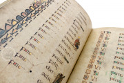 Book of Kells, Ms. 58 (A.I.6) - Library of the Trinity College (Dublin, Ireland) − photo 11