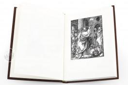 Albrecht Dürer - Small xilographic Passion - Nuremberg, 1511 Facsimile Edition