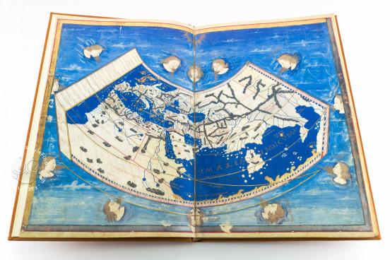 Atlas of Borso d'Este, Lat. 463 = α.X.1.3 - Biblioteca Estense Universitaria (Modena, Italy) − photo 1