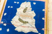Atlas of Borso d'Este, Lat. 463 = α.X.1.3 - Biblioteca Estense Universitaria (Modena, Italy) − photo 2