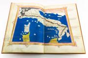 Atlas of Borso d'Este, Lat. 463 = α.X.1.3 - Biblioteca Estense Universitaria (Modena, Italy) − photo 3