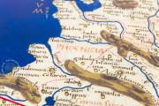 Atlas of Borso d'Este, Lat. 463 = α.X.1.3 - Biblioteca Estense Universitaria (Modena, Italy) − photo 5