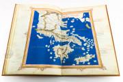 Atlas of Borso d'Este, Lat. 463 = α.X.1.3 - Biblioteca Estense Universitaria (Modena, Italy) − photo 6