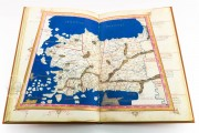 Atlas of Borso d'Este, Lat. 463 = α.X.1.3 - Biblioteca Estense Universitaria (Modena, Italy) − photo 9