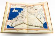Atlas of Borso d'Este, Lat. 463 = α.X.1.3 - Biblioteca Estense Universitaria (Modena, Italy) − photo 14