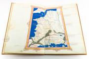 Atlas of Borso d'Este, Lat. 463 = α.X.1.3 - Biblioteca Estense Universitaria (Modena, Italy) − photo 18