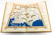 Atlas of Borso d'Este, Lat. 463 = α.X.1.3 - Biblioteca Estense Universitaria (Modena, Italy) − photo 27