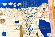 Atlas of Borso d'Este, Lat. 463 = α.X.1.3 - Biblioteca Estense Universitaria (Modena, Italy) − photo 28