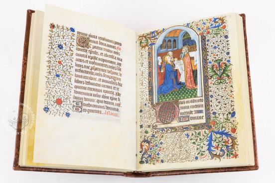 Book of Hours of the Weaving Virgin, Madrid, Museo de la Fundación Lázaro Galdiano, Inv. 15452 − Photo 1