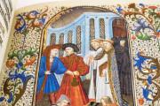 Book of Hours of the Weaving Virgin, Madrid, Museo de la Fundación Lázaro Galdiano, Inv. 15452 − Photo 3