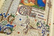 Book of Hours of the Weaving Virgin, Madrid, Museo de la Fundación Lázaro Galdiano, Inv. 15452 − Photo 4