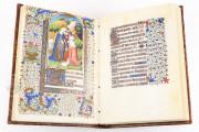 Book of Hours of the Weaving Virgin, Madrid, Museo de la Fundación Lázaro Galdiano, Inv. 15452 − Photo 5