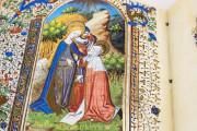 Book of Hours of the Weaving Virgin, Madrid, Museo de la Fundación Lázaro Galdiano, Inv. 15452 − Photo 6