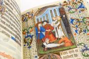 Book of Hours of the Weaving Virgin, Madrid, Museo de la Fundación Lázaro Galdiano, Inv. 15452 − Photo 8
