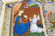 Book of Hours of the Weaving Virgin, Madrid, Museo de la Fundación Lázaro Galdiano, Inv. 15452 − Photo 9