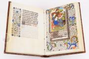 Book of Hours of the Weaving Virgin, Madrid, Museo de la Fundación Lázaro Galdiano, Inv. 15452 − Photo 11