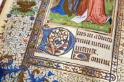 Book of Hours of the Weaving Virgin, Madrid, Museo de la Fundación Lázaro Galdiano, Inv. 15452 − Photo 12