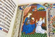 Book of Hours of the Weaving Virgin, Madrid, Museo de la Fundación Lázaro Galdiano, Inv. 15452 − Photo 13
