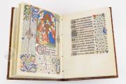 Book of Hours of the Weaving Virgin, Madrid, Museo de la Fundación Lázaro Galdiano, Inv. 15452 − Photo 14