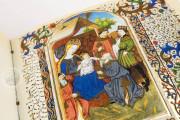 Book of Hours of the Weaving Virgin, Madrid, Museo de la Fundación Lázaro Galdiano, Inv. 15452 − Photo 15