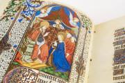Book of Hours of the Weaving Virgin, Madrid, Museo de la Fundación Lázaro Galdiano, Inv. 15452 − Photo 16