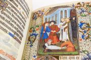 Book of Hours of the Weaving Virgin, Madrid, Museo de la Fundación Lázaro Galdiano, Inv. 15452 − Photo 17