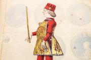 Genealogy of the d'Este Princes, Modena, Biblioteca Estense Universitaria, a.L.5.16 = Ital. 720 Rome, Biblioteca Nazionale Centrale, Fondo Vitt. Emanuele n. 293, cc. i-8-ii − Photo 4