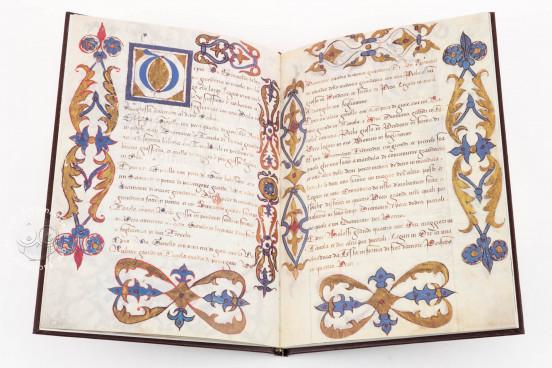 Codice Stivini - Inventory of the possessions of Isabella d'Este, Mantua, Archivio di Stato di Mantova, Inv. b. 400 − Photo 1